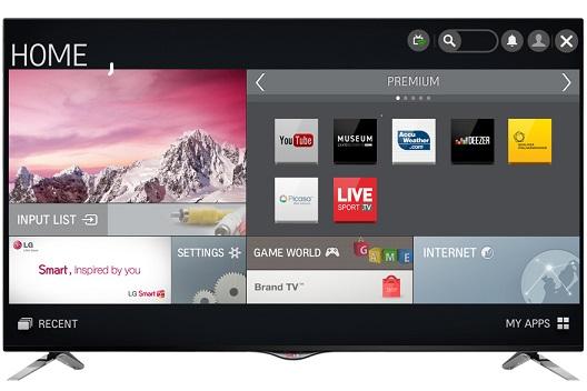 LG Smart TV UHDTV