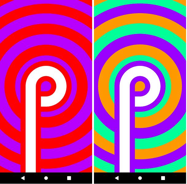Android 9 Pie - mengetahui nama versi Android