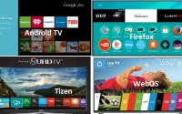 Antara Android TV-Firefox-Tizen-WebOS