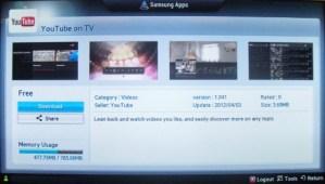 Cara install aplikasi Smart TV Samsung-5