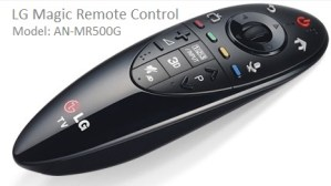 LG Magic Remote Model AN-MR500G