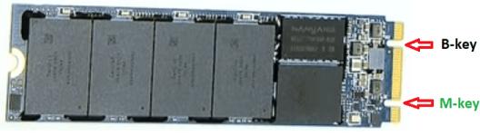 jenis SSD M.2 SATA