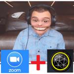Zoom plus snap camera