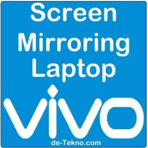 Mirror Vivo phone to laptop