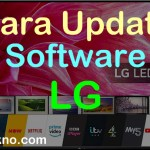 Update firmware LG Smart TV