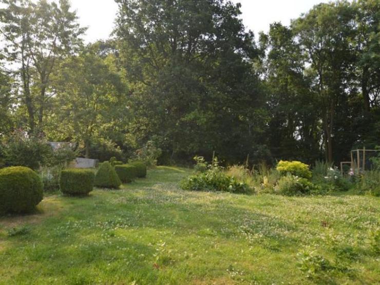 Longère 4 Pièces jardin 1