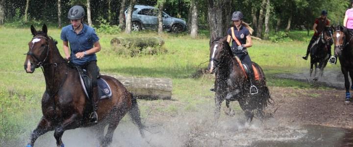 Ponykampvakantie voor gevorderde, nog 1 plekje vrij