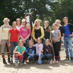 Ponykamp 2012 (30-7 t/m 3-8)