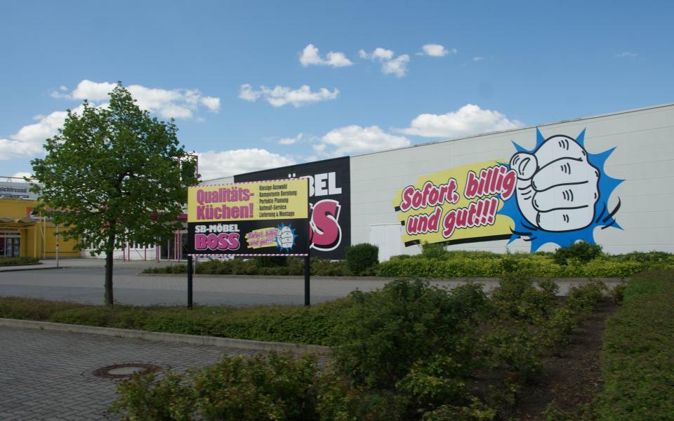Fotos Von Sb Mobel Boss Neustadt Halle Saale Abasix