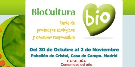 Bioculture Messe in Madrid
