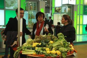 Positiver Biocultura Abschluss trotz der Wirtschaftskrise