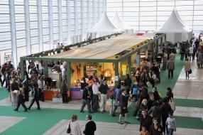 Ecocultura 2009: Bio-Produkte Hispanolusa Messe