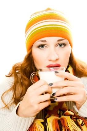Schönheits-Getränke Rezepte für kalte Tage
