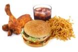 Fast Food ... Zu viele Kalorien für nichts