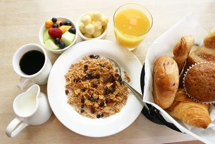 Die Bedeutung eines guten Frühstück