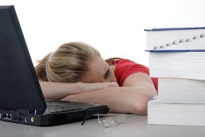 Schlaf und übermäßige Müdigkeit