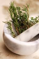 Technische Verwendung von Heilpflanzen