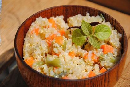 Quinoa Rezepte zum abnehmen
