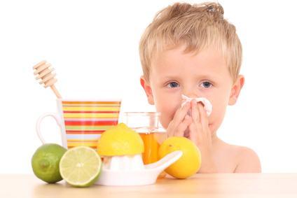 5 Hausmittel gegen Erkältung