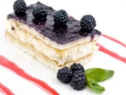 Dessert Rezepte mit Brombeeren