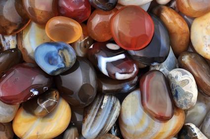 Edelstein-Therapie, entdecken Sie die heilende Wirkung der Steine