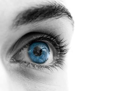Wucherungen im Auge (Pterygium)