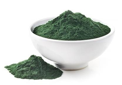 Chlorella, nährt und entgiftet den Körper