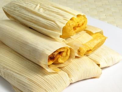 Mexikanische Tradition, Tamales Rezepte