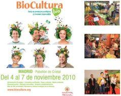 Abschluss Biocultura Madrid 2010
