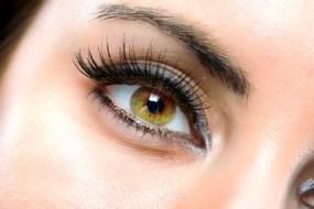 Augen Kontur