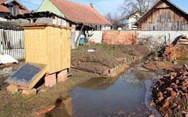 3mal ϋberraschte uns das Hochwasser im Jahre 2014...