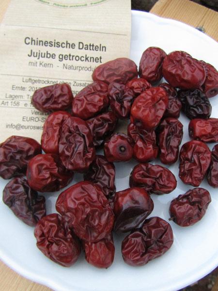 Chinesische Datteln