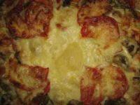 1. August Schweizer Kreuz in Pizza