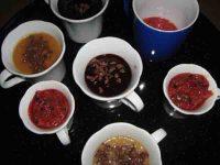 Früchte verarbeiten zu leckeren Süssigkeiten. Einfache Methode. 7x Mal Eis