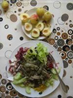 Prostata und Rohkost Rohkost Abendessen Rohkost