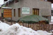 Heizen mit Biomasse - DIY mit wenig Geld Heizung bauen (Teil 1/4) Biomeiler im Winter