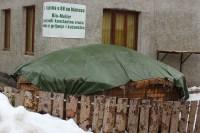 Heizen mit Biomasse - DIY mit wenig Geld Heizung bauen (Teil 1/4) fertige Bioheizung