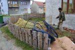 Heizen mit Biomasse - DIY mit wenig Geld Heizung bauen (Teil 1/4) kurz nach Baubeginn
