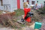 Heizen mit Biomasse - DIY mit wenig Geld Heizung bauen (Teil 1/4) Pause beim Haeckseln