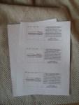 Samentüten selber machen - Samentüten-Vorlagen Gratis herunterladen Ausdruck auf A4 Papier
