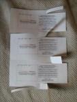 Samentüten selber machen - Samentüten-Vorlagen Gratis herunterladen Rohlinge ausschneiden