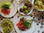 Feigen zum Fruehstueck sind gesund