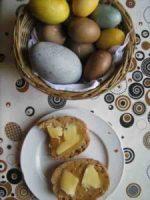 Osterfrühstück vom Osterhasen