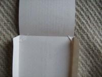 Samentüten selber machen - Samentüten-Vorlagen Gratis herunterladen Leim in Ecken