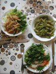 Bärlauch Pesto an Teigwaren isst soooo gesund