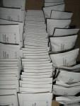 Samentüten selber machen - Samentüten-Vorlagen Gratis herunterladen 3 Naturfarben verpackt