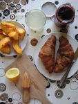 Liebesfruehstueck am Sonntag zubereiten