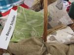 Johanniskraut Aroma-Kissen an unserem Messestand kaufen