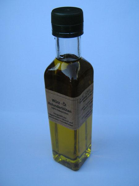 Holunderblüten Würz-Öl e250ml