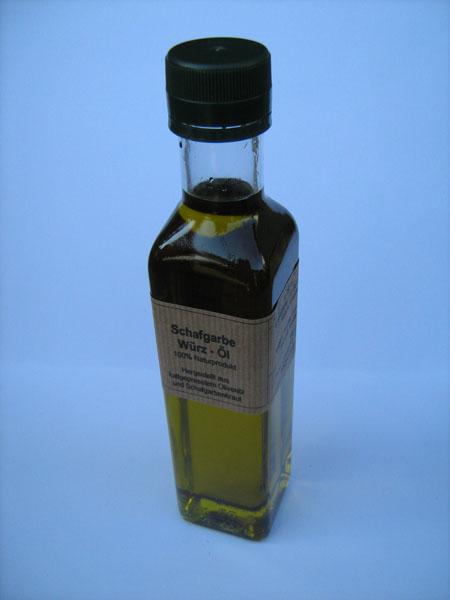 Schafgarbe Würzöl e250ml